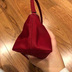 kate spade Bags - Kate Spade Red Nylon Shoulder Bag